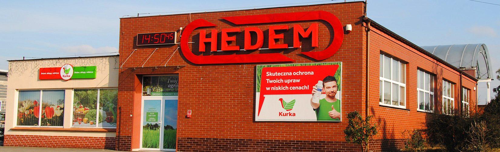 WITAMY W HEDEM
